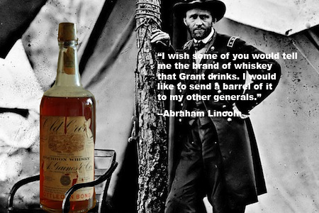 Lincoln Grant Drink